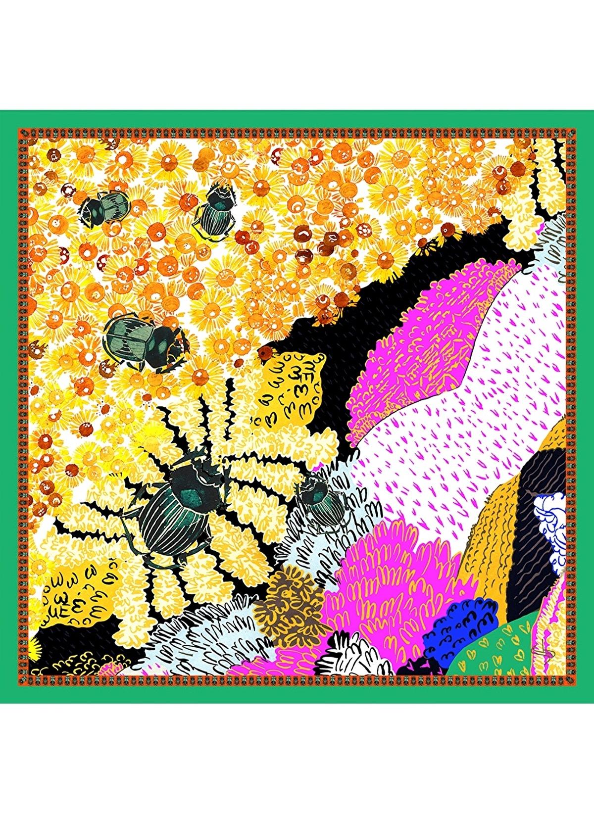Selin Küçüksöz Pareo Sk1505-fw0128 Pareo+şal – 169.0 TL